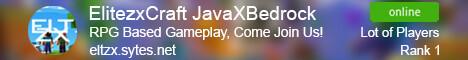 ElitezxCraft JavaXBedrock