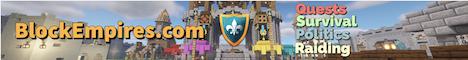 Block Empires - Custom Raiding and Team PVP
