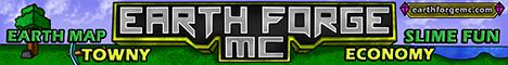 Earth Forge MC (Playable 1.9.X - 1.17.X)