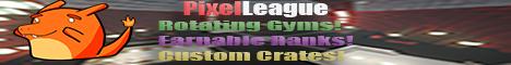 Pixel League Pixelmon