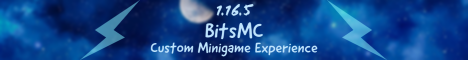 BitsMC - Minigames, Made Awesome