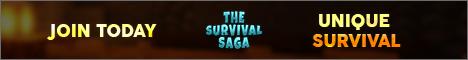 The Survival Saga 1.17.x Java and Bedrock - Unique Survival - Economy