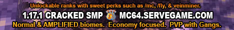 MC64 - Cracked Economy SMP
