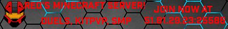 Red's Minecraft Server