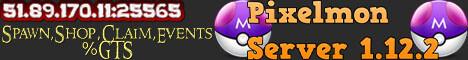 [Pokemon] PixelmonTrainerzEU