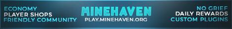 MineHaven [SMP] [Java & Bedrock]