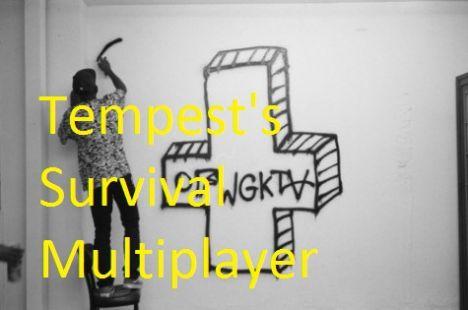 = Tempest's Survival Multiplayer =