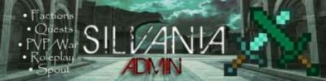 Silvania: Creative - Creative server with a twist!