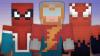 SuperHeroes Skins!