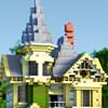 Queen Anne houses