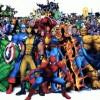 Super hero Steve