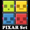3 Pixar Set