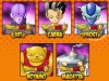 Dragonball Super Universe 6 Fighters