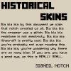 Historical Skins