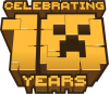 Celebrating 10 Years of Minecraft