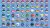 My Collection of Pokeballs