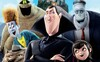 Hotel Transylvania monsters Characters
