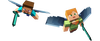 Alex pro Vs Steve pro Minecraft  Default skin