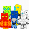 LEGO BIONICLE SKINS - 1st Generation - Toa