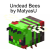 Undead Bees Mod
