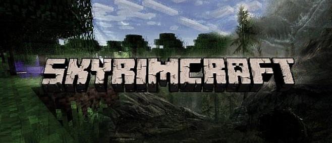Popular Mod : [WIP] The Ender Scrolls - Skyrimcraft - We Are Back! [v0.1] by madcrazydrumma