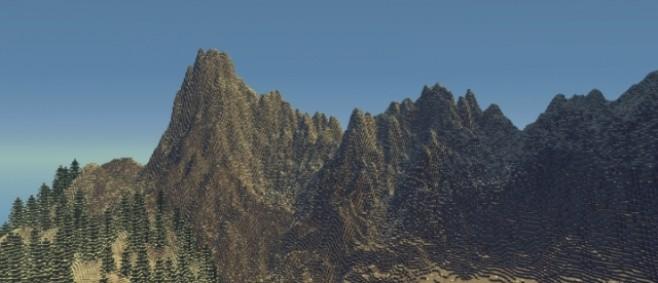 Popular Project : Snowy Island - First project, Free use by JJemu98