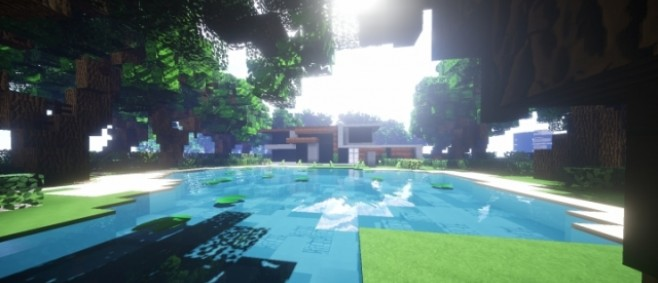 Popular Project : Sinbad Creek Modern House by Sh4dowPrince