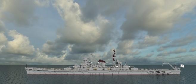 Popular Project : IJN heavy cruiser Senjo by ZetaZeta