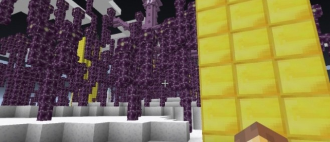 Popular Texture Pack : The Opposite Of The Nether by babydall1267