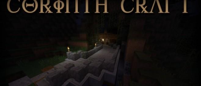 Popular Texture Pack : CorinthCraft [1.8] by OfficialGoneZero