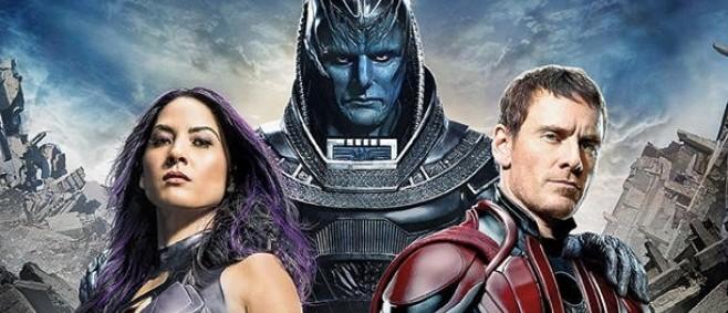 Popular Blog : X Men - Apocalypse by Ykter