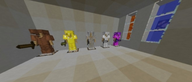 Popular Texture Pack : Mo Better Items 2.5 by bobgobalena