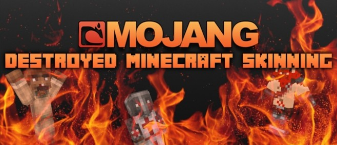 Popular Blog Post : How Mojang Destroyed Minecraft Skinning by LukyLucaz