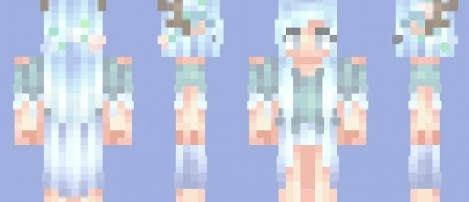 Popular Skin : Frost Bite Fawn by Hatsumomo
