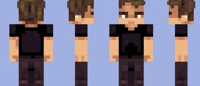 Popular Skin : ↟ Straight Pride ↟ I'm proud to be straight. by Allergy_Man