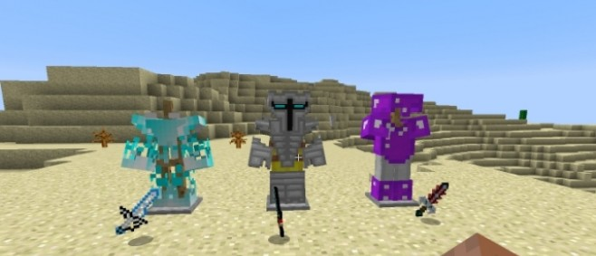 Popular Texture Pack : customized and better by heatblast117