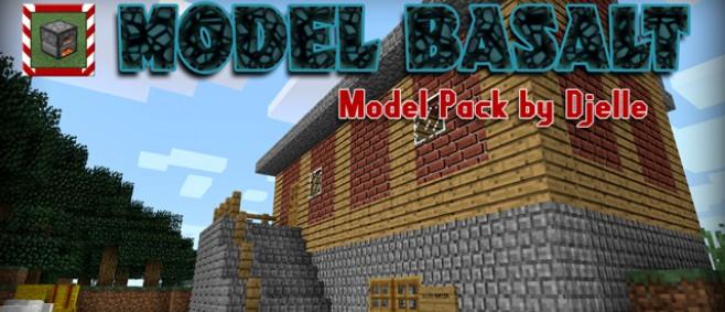 Popular Texture Pack : Model Basalt v1.0 by Djelle