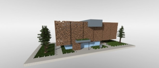 Popular Project : Office Building by azzSky