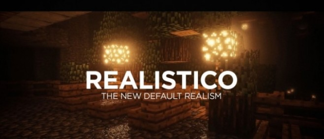 Popular Texture Pack : [28/03/2016] Realistico 1.9 release 07 - 256x + Bump Mapping by matteorizzo