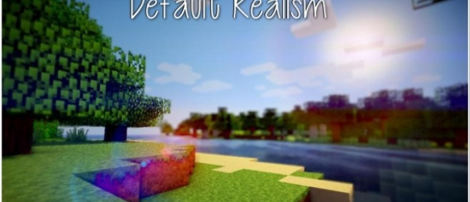 Popular Texture Pack : DEFAULT REALISM 1.9 by ApexMCGaming