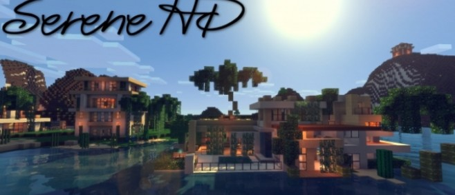 Popular Texture Pack : SERENE HD [1.9] (Realistic) by FlyingV