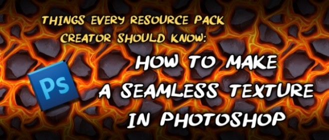 Popular Blog : How to Make a Seamless Texture in Photoshop by TastyYoghurt