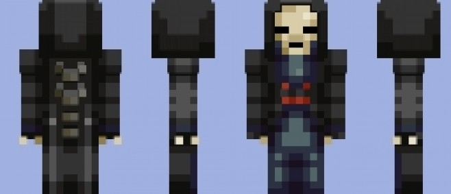 Popular Skin : Overwatch - Reaper by Fanjawi