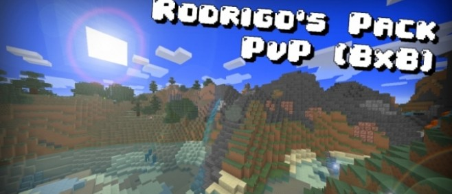 Popular Texture Pack : [8x8] [PvP] Rodrigo's Pack by Rodrigo_Al