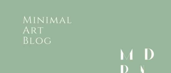 Popular Blog Post : Minimal Art Blog | MDRN by MDRN