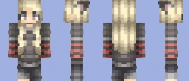 Popular Skin : half way through i realized there was a problem but i honestly didnt feel like starting over by Aobi
