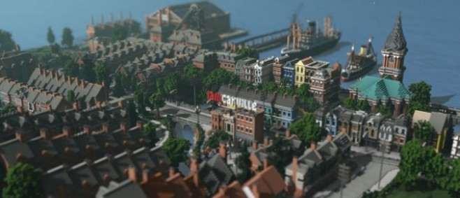 Popular Project : Carville: Industrial city 1900-1930. v 2.0 (Download!) by andywild