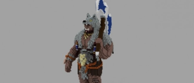 Popular Project : Durotan (Warcraft) by HeyMoon