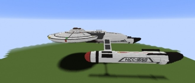 Popular Project : U.s.s. Ares from Axanar by UnKnown_Soul