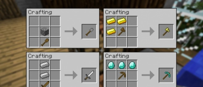 Popular Mod : Craft Convenience by souhail